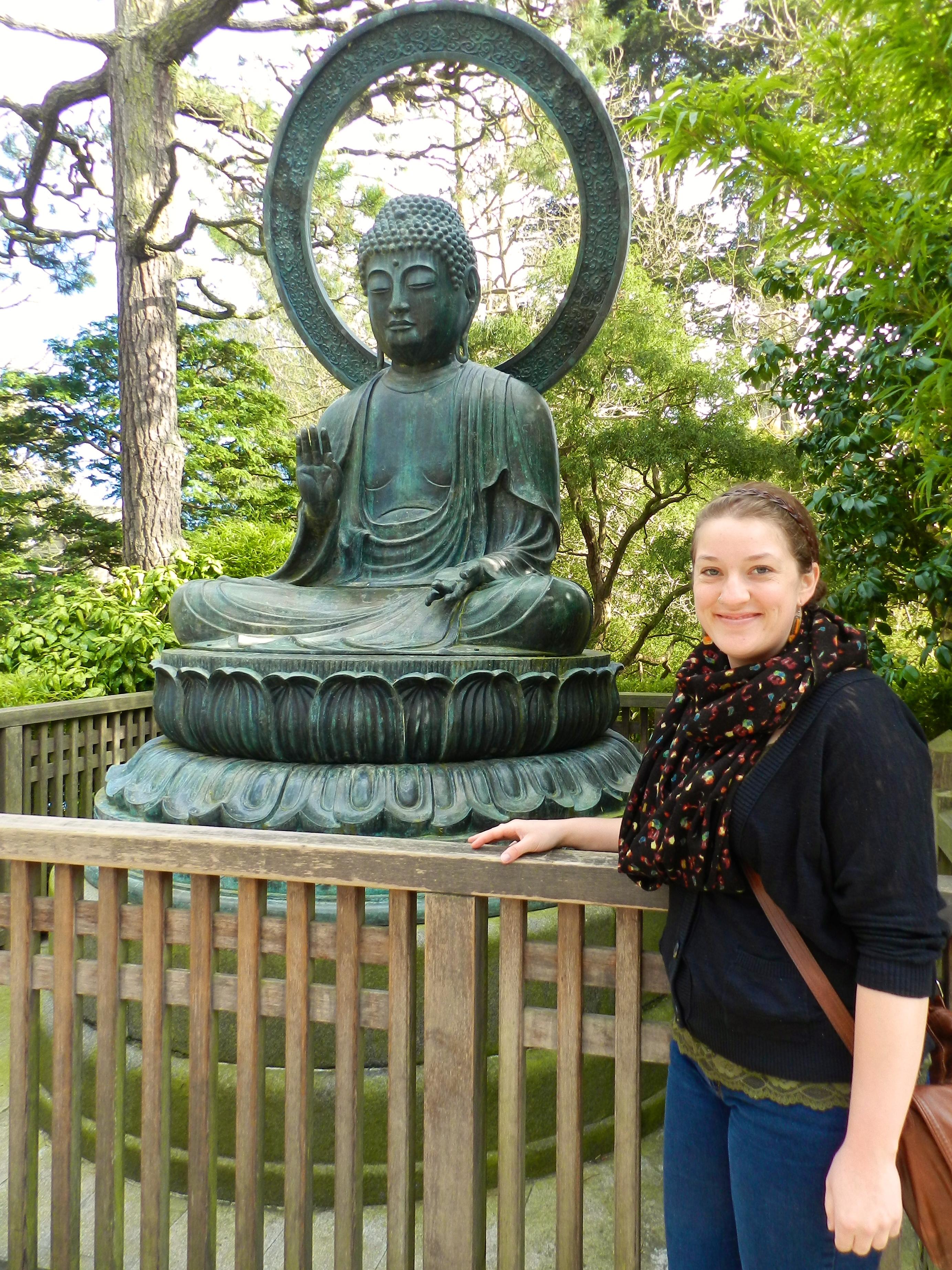 Japanese Gardens, SF