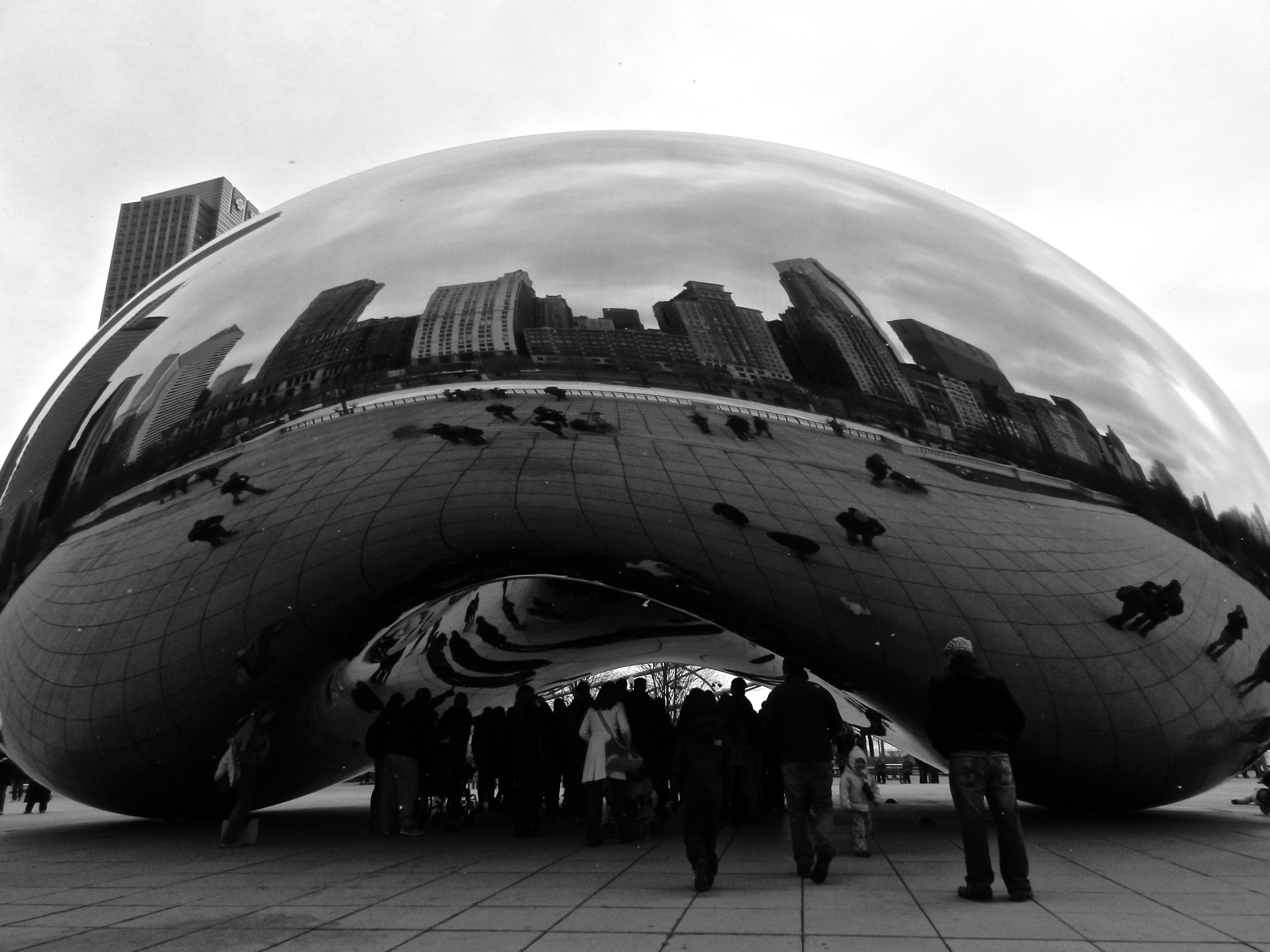 "Chicago ""Cloud Gate"""
